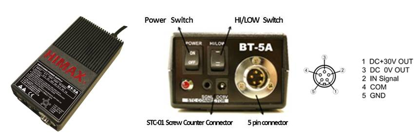 HIMAX BT-5A Switching Power Supply
