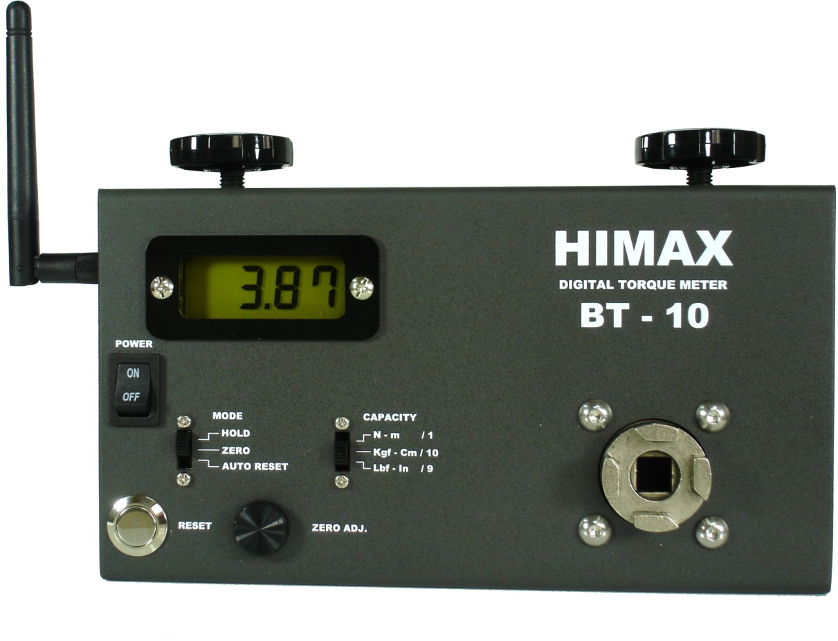 HIMAX BT Torque Meter